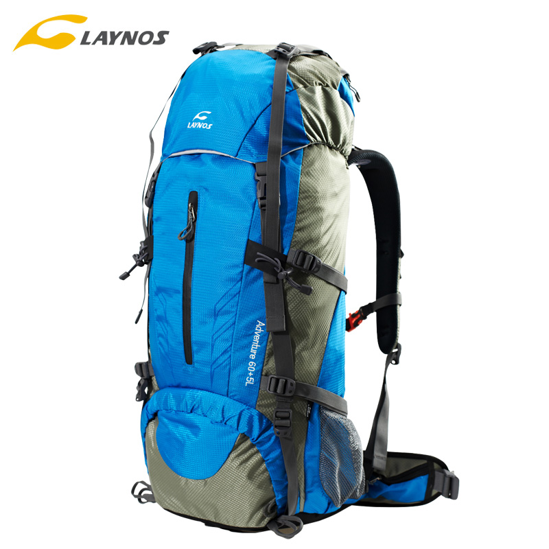 Reynolds outdoor mountaineering bags 65l backpack backpack tourism travel backpack shoulder male professional cr by negative water repellent sports