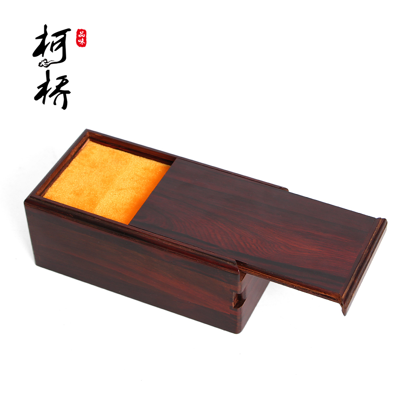 Rosewood mahogany jewelry box wooden box wood storage box jewelry box rosewood authorities quality vintage jade collection boxes
