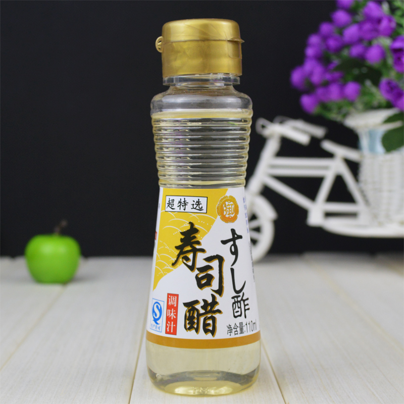 Royal taste of sushi sushi vinegar flavored juice 110 ml sushi japanese and korean cuisine sushi rice vinegar flavored vinegar rice vinegar