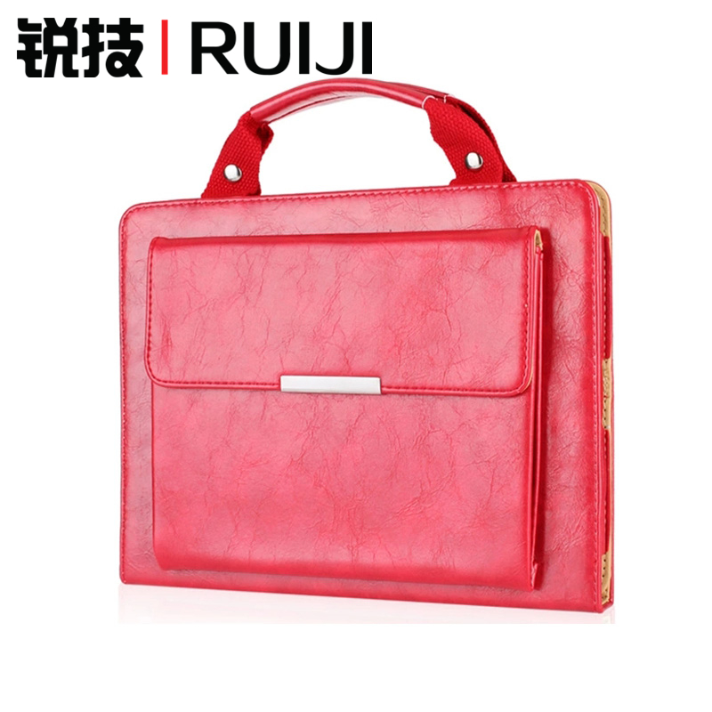 Rui rui tcdc pro9.7 protective sleeve apple tablet ipad 12.9 inch female models with a protective shell dormancy holster pro