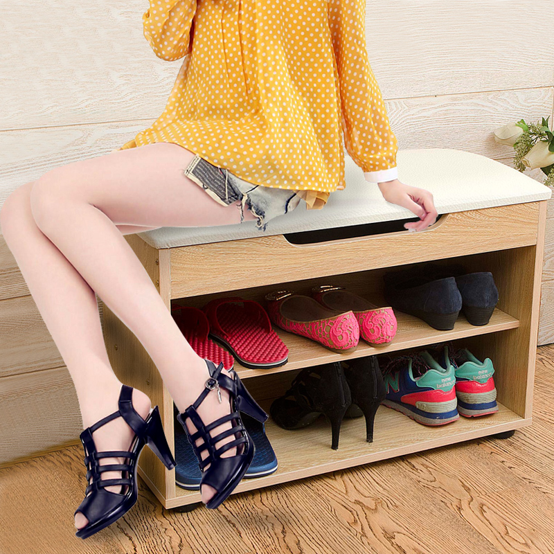 Rui us special european huanxie sofa stool stool stool test his shoes storage stool modern minimalist shoe wear shoe storage cabinets specials