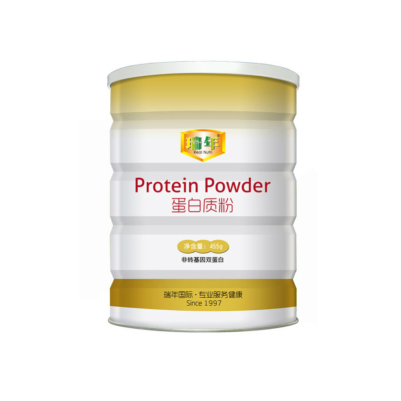 Ruinian isolated soy protein powder whey protein powder protein powder 455g protein