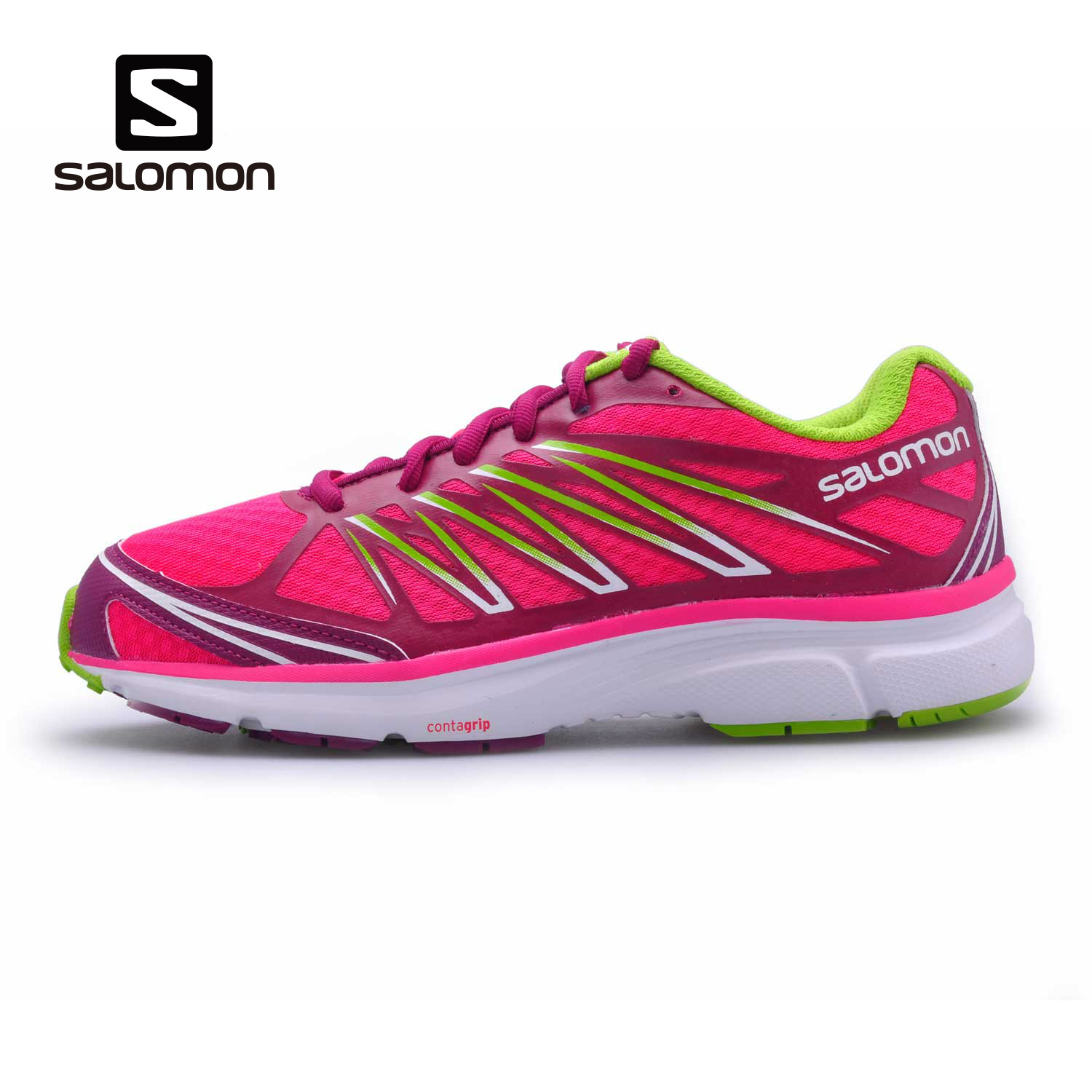 Salomon/salomon cross country running shoes outdoor female models will be 375982