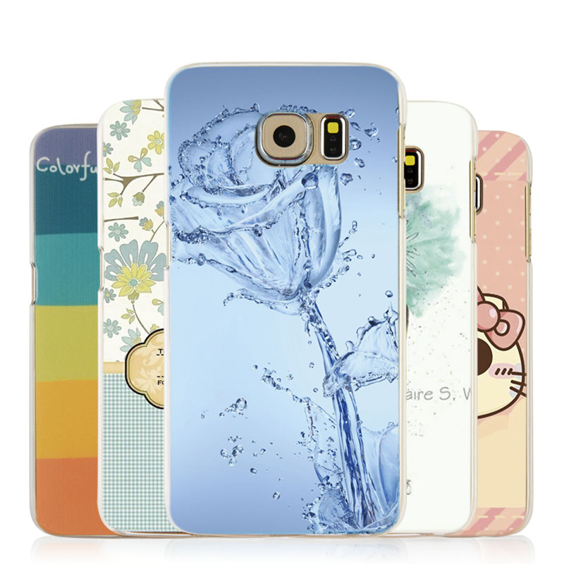 Samsung s6edge G9250 galaxys6edge SMG9250 phone shell protective sleeve painted screen matte surface