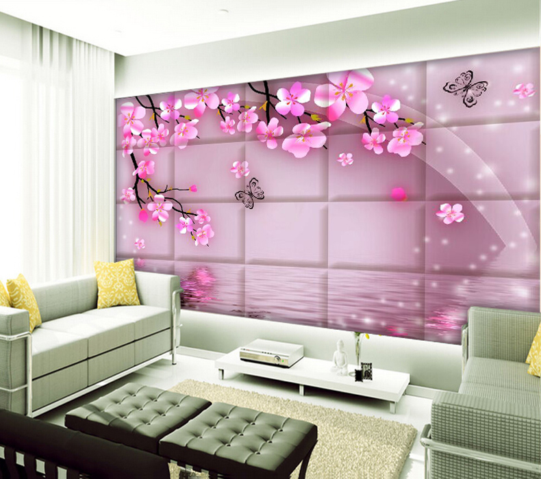 China Butterfly Mural Designs, China Butterfly Mural Designs ...
