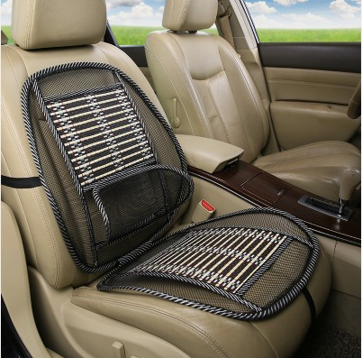 Get Quotations Seasons Muzhu Car Waist Cushion Summer Breathable Lumbar Support Office Chair By Back