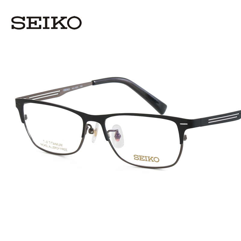 7dea7ccdfa4 Buy Seiko seiko ultralight titanium eyeglass frame business full frame  glasses myopia glasses frames HC1022 in Cheap Price on Alibaba.com