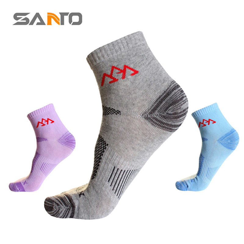 Shan extension female socks sports socks socks spring and summer thin section shallow mouth to help low socks outdoor mountaineering socks wicking socks casual socks