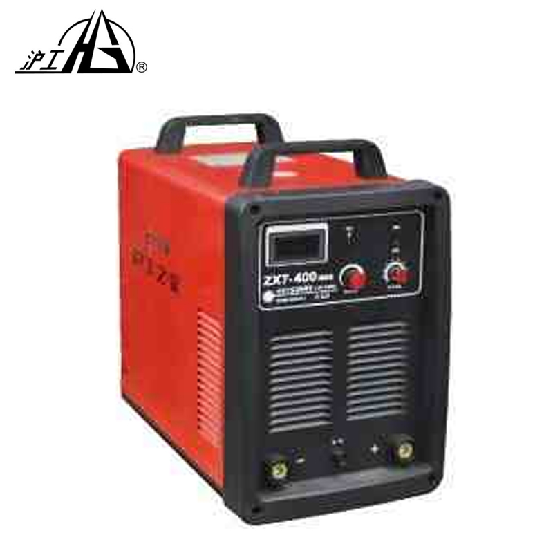 Shanghai and shanghai star ZX7-400MOS hands workers welding machine small household portable dc arc welding machine 220 v