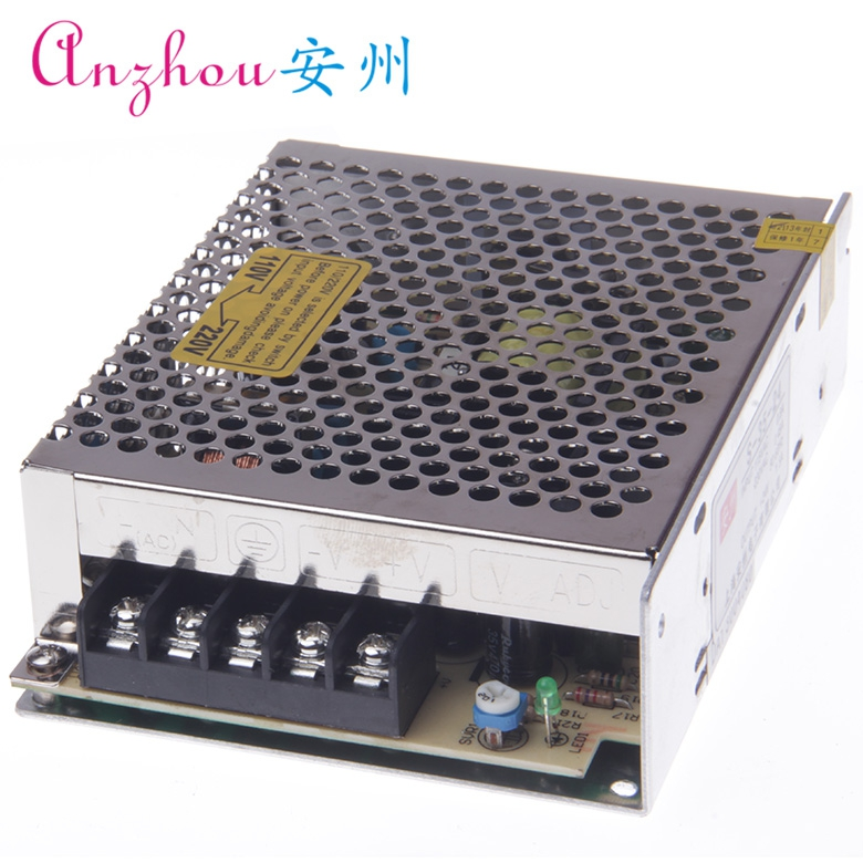 Shanghai anju s-35w-12v switching power supply dc12v 3a power supply s-35-12