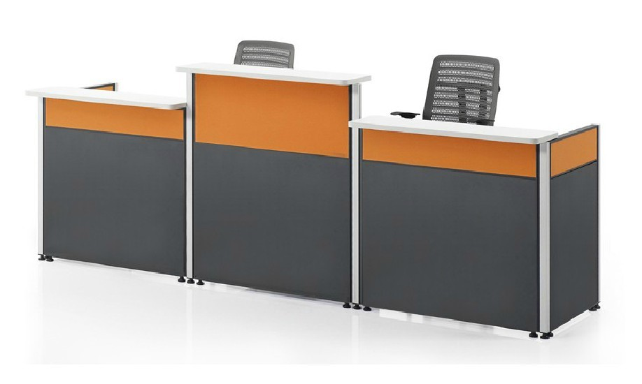 Shanghai office furniture office reception desk reception desk office reception desk parlor tables minimalist cut off