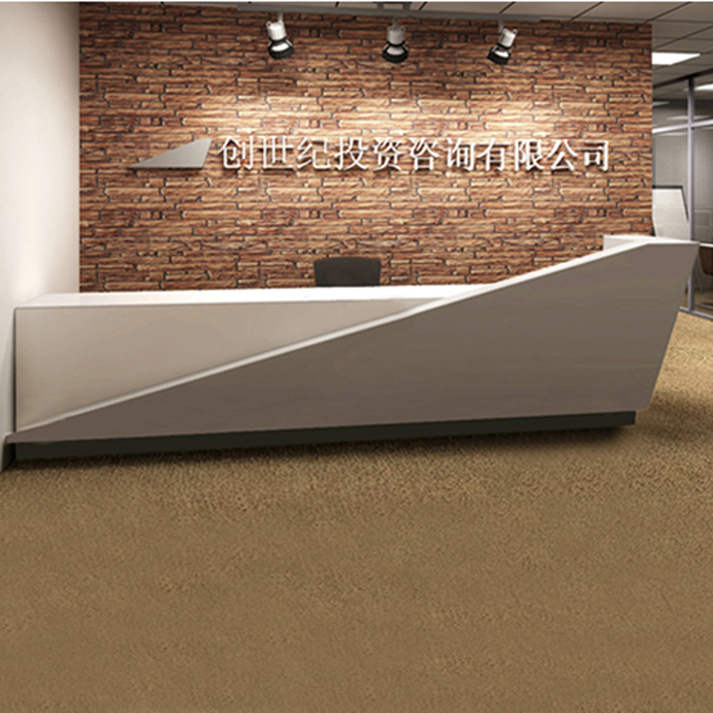 Shanghai office furniture reception desk stylish simplicity welcome reception desk company front bar customized paint