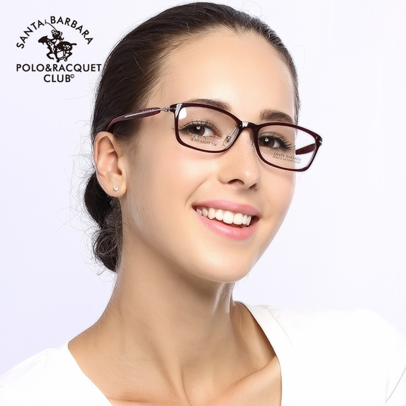577f81de89 Get Quotations · Shengdabaoluo female literary small fresh thin frame  glasses frame glasses with the degree of visual eye