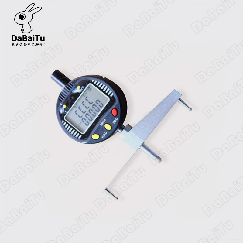 Shsiwi radius radius gauge digital tester digital display 0-13 digital display globoidal r regulatory compliance radian