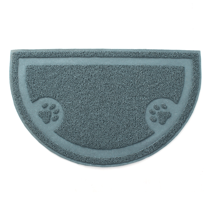 Shu paute pet cat cat litter mat mat mats doormat wire loop pads rub pet supplies