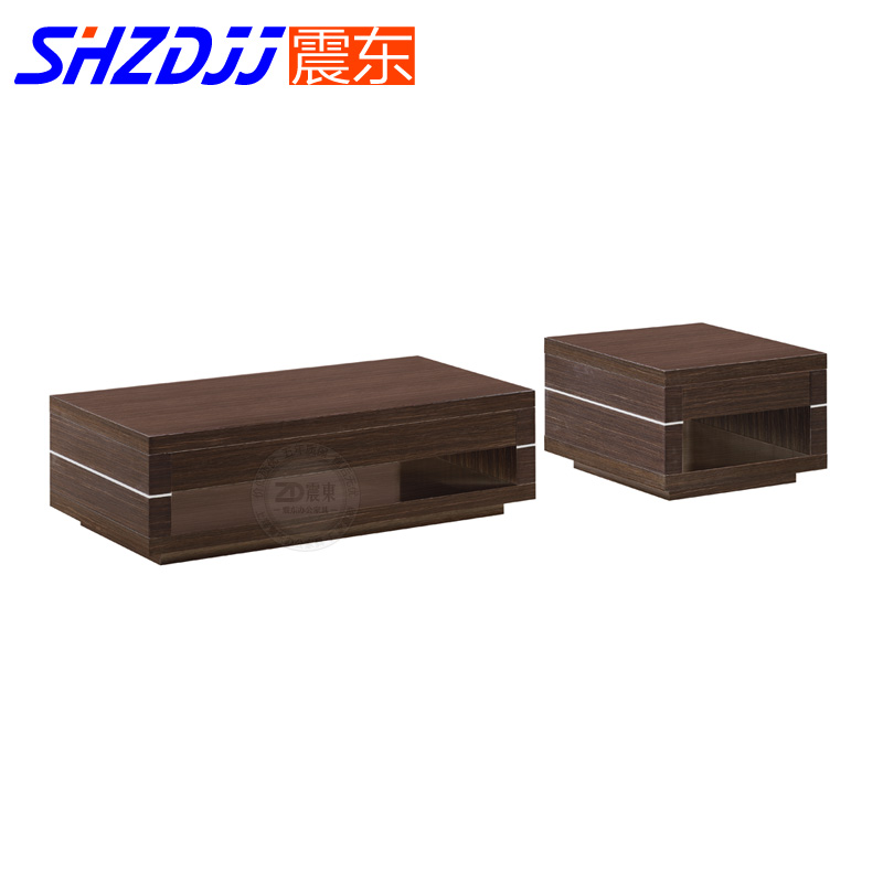 Shzdjj creative office coffee table wood coffee table small apartment minimalist coffee table coffee table tea table specials