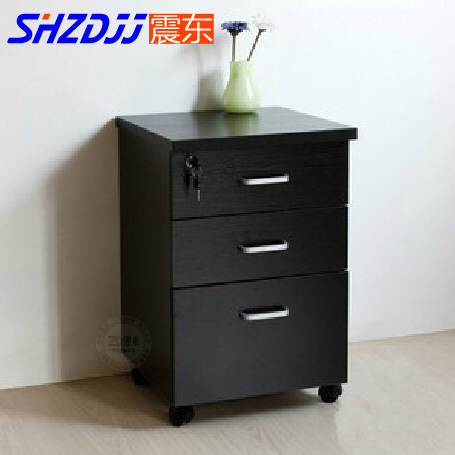 Shzdjj shanghai office furniture movable cabinet aigui small cabinet drawer file cabinet office cabinet