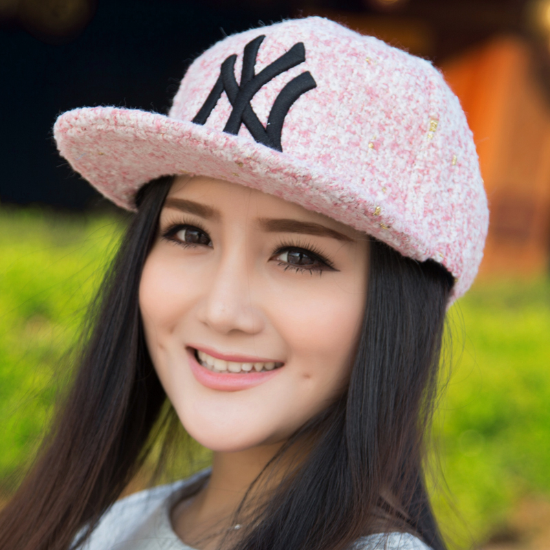 Get Quotations · Si dina 2014 new winter hat baseball cap flat along the  hip-hop hat for ef56bfe1120