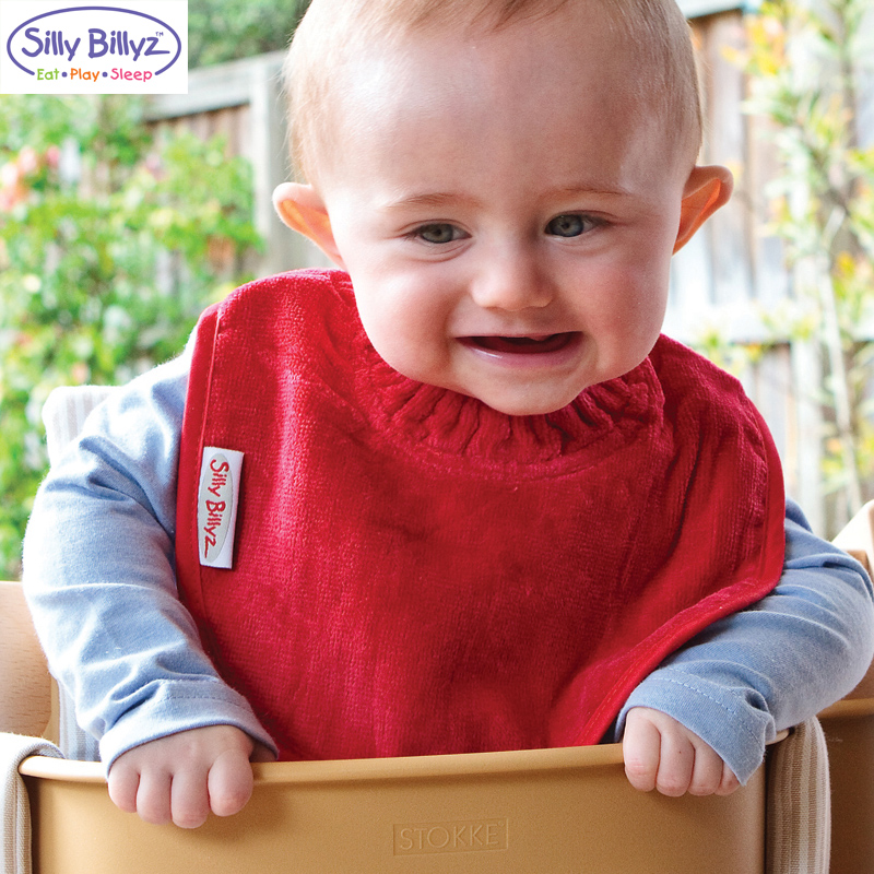 Silly billyz temperament type meals waterproof cotton baby bibs bibs bibs