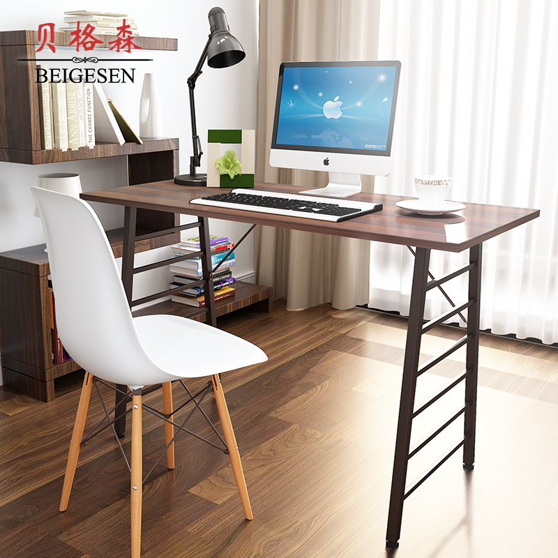 è´æ ¼æ£®simple desktop computer desk desk home modern minimalist desk desk desk desk laptop table