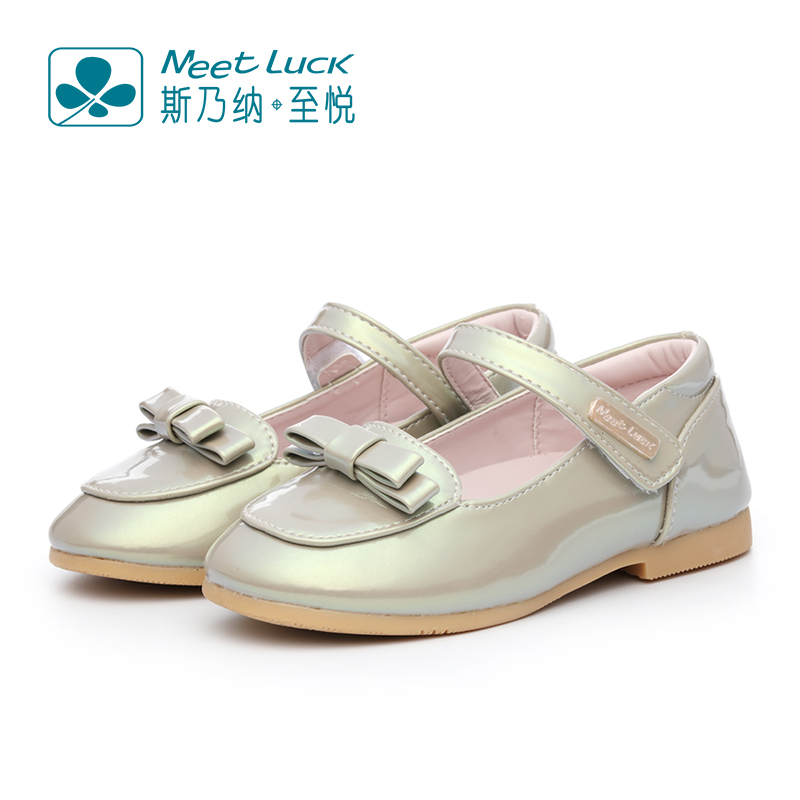 Sinai satisfied shoes 2016 new fall shoes girls shoes bow princess shoes children shoes student shoes