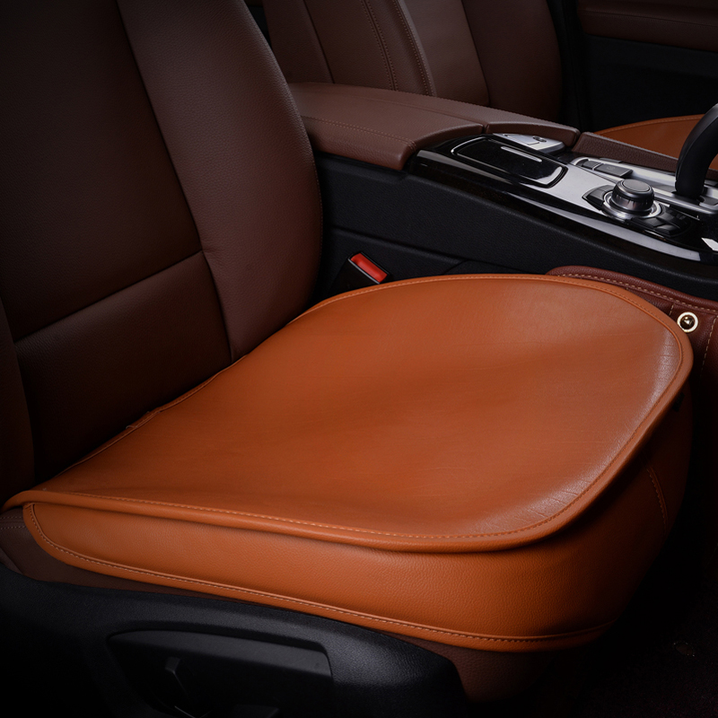 Single leather seat cushion leather upholstery summer dongfeng fengshen ax7/a60/s30/a30/l60 wind line S50/h30