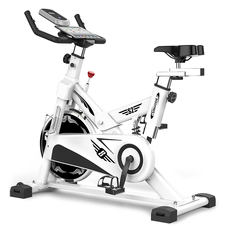 Sinuo de s2 spinning household ultra quiet aerobic exercise bike exercise bike indoor fitness equipment to lose weight