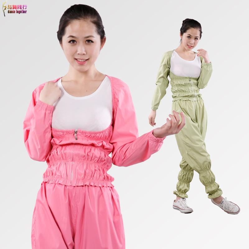 Slimming clothes suit women slimming control body suits sweat clothes big yards aerobics clothing slimming pants slimming clothes arts community Sweat suits