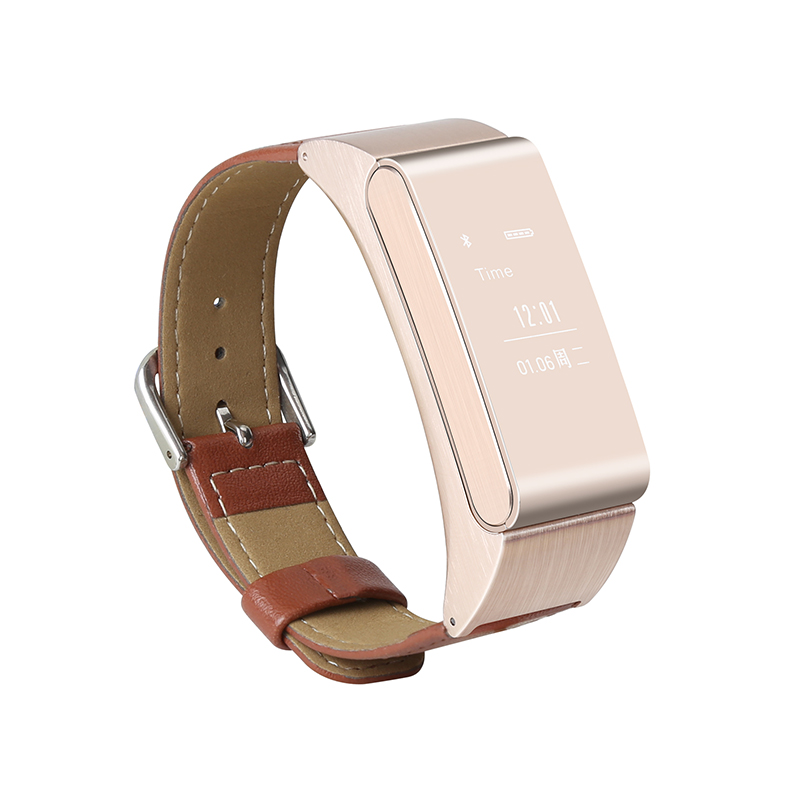 Smart bluetooth bracelet watch sports pedometer bracelet call phone headset electric remind b22015 bracelet huawei
