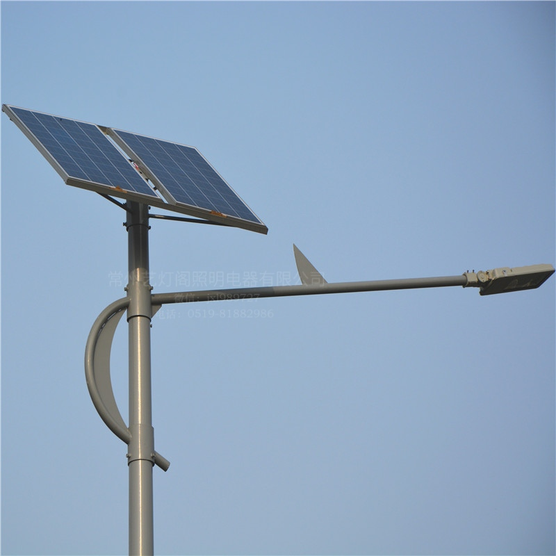 Solar street/road light/outdoor light/pole/street lamp factory lights led lights/park garden lights