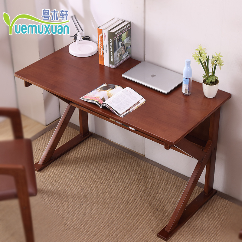 Solid wood bedroom 1.2 m home desktop computer desk laptop desk minimalist modern office desk