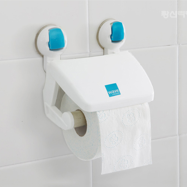 South korean imports of bathroom toilet roll holder toilet sucker kitchen towel rack toilet paper holder toilet paper holder toilet paper shelf