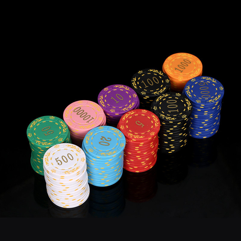Special celebrate kay 0636 texas hold'em table baccarat chips currency mahjong mahjong hot gold medal customized chips coins