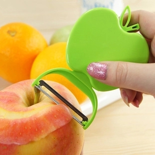 Special creative folding fruit peeler apple peeler paring knife fruits and vegetables frying knife peeler grater Is
