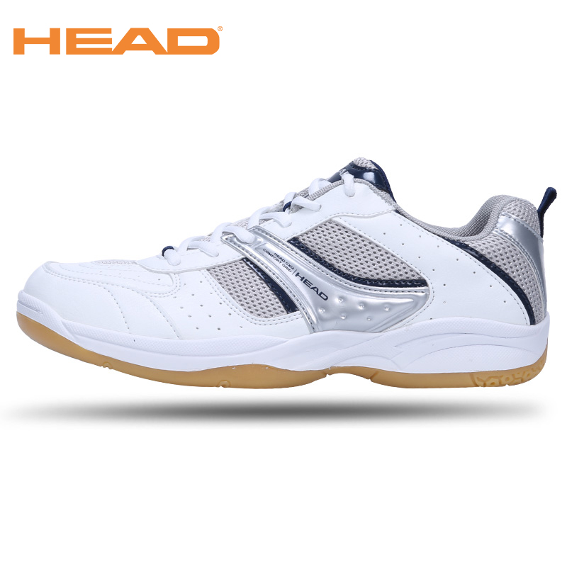 Special head/hyde badminton shoes authentic sports shoes men's breathable and comfortable wear and men's shoes slip