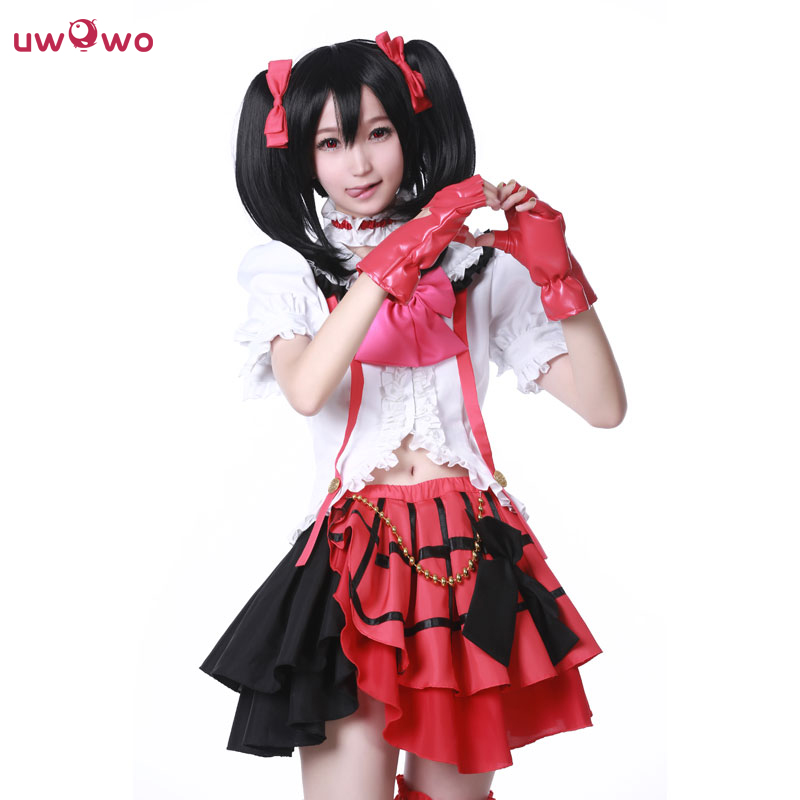 Spot [uwowo] lovelive ll op1 hit song suits cosplay dress uniforms vector zeni cos