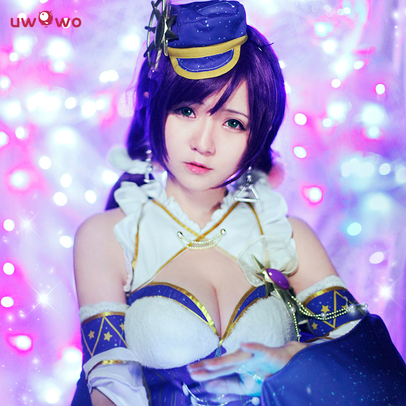 Spot [uwowo] lovelive star constellation sr awakening full cosplay tojo greek cos ll