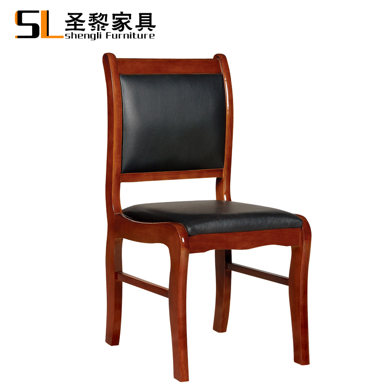 Get Ations St Li Antique Dining Chair Wood Back Home Without Armrests Conference