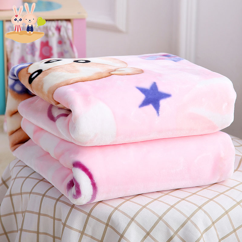 2613fae9a4 Get Quotations · St. rabbit spring blanket blanket blanket child blanket  hairs cloud blanket blanket summer air conditioning