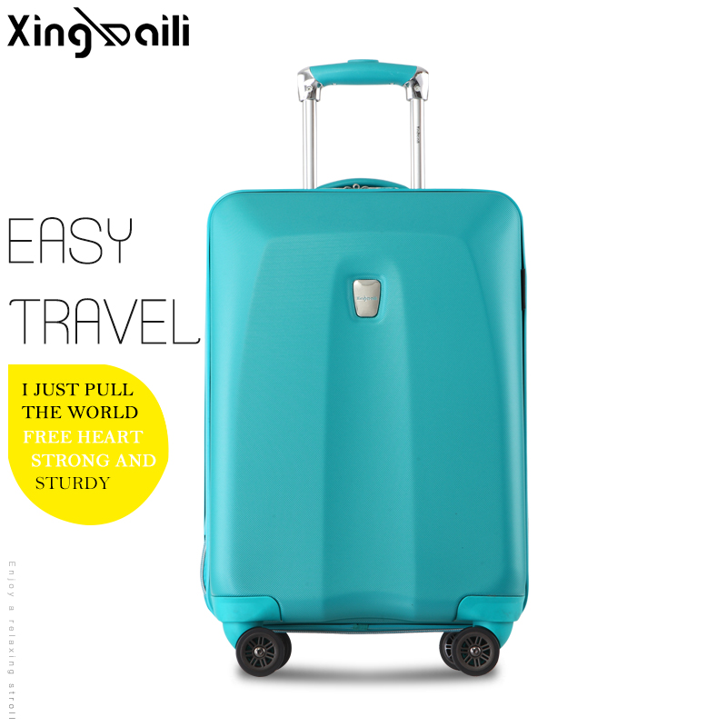 Star li bai luxury aircraft wheel suitcase luggage trolley case 20 boarding luggage trolley case men and women fashion luggage
