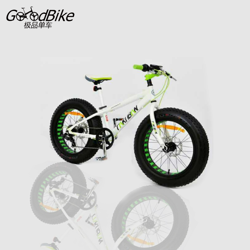 Strange little monster students snowmobile atv bike pupils thick round wide tires bicycle student car