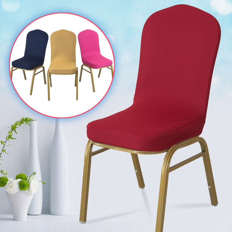 ... Stretch Chair Cover Chair Cover Dining Chair Cushion Cover Coverings  Hotel Banquet Chair Cover Chair Cover