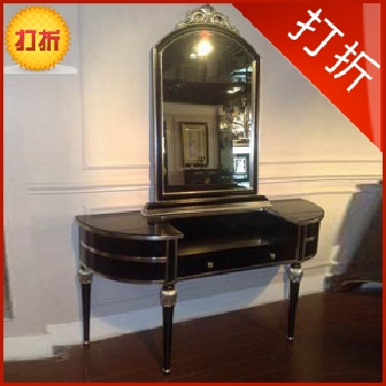 Striking simple european furniture wood dresser dresser neoclassical postmodern dresser aw285