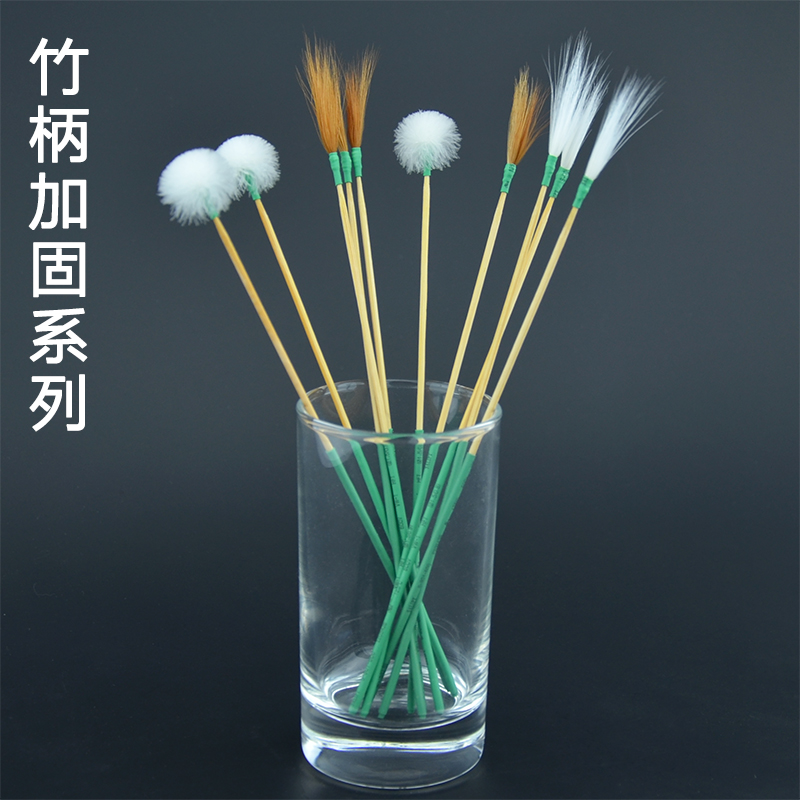 Stud reinforcement rods goose feather hair stick crane stick ear professional tool taoer duo ershao single reinforced