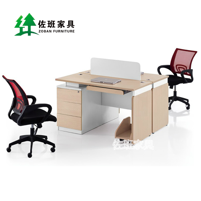 Stylish simplicity staff office furniture combinations wall panels shanghai office furniture desk staff