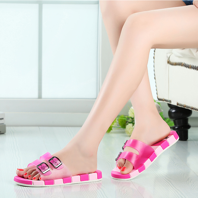 Summer new simple casual new takou slippers fashion slippers female special offer free shipping