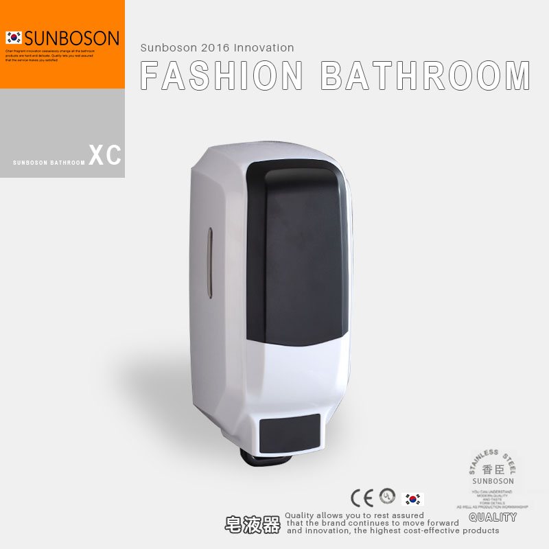 Sunboson large capacity manual single head soap dispenser soap dispenser soap bottle of hand sanitizer soap dispenser soap dispenser single head soap dispenser soap box