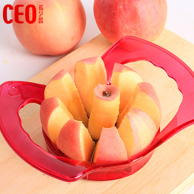 [Supermarket] lynx ceo/greek art europe fruit cutter apple slicer to cut nuclear device diameter 9.5 cm