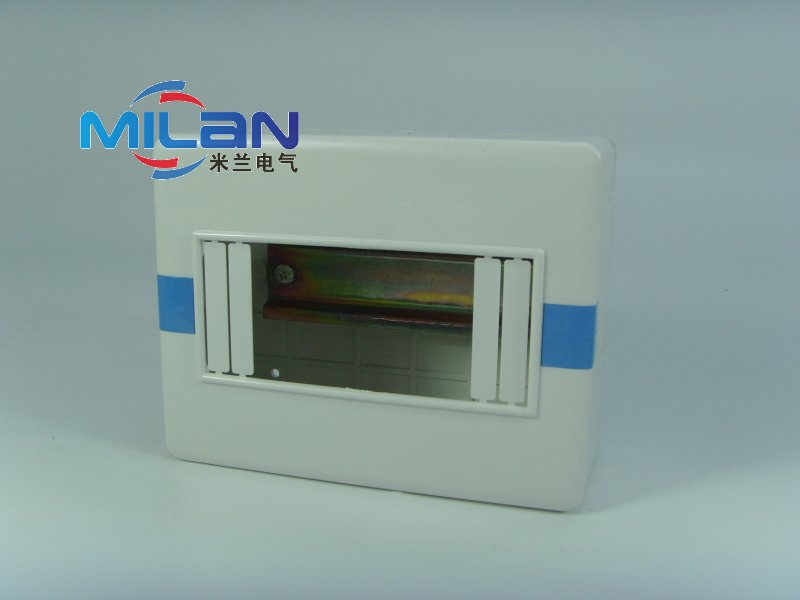 Surface mounted air switch box air switch box distribution box strong electric box empty open box empty box 6 loop 6