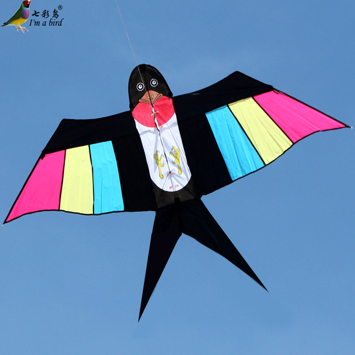 Swallows swallows eagle kite sand martin sand martin kite weifang kite colorful kite flying kites good shipping